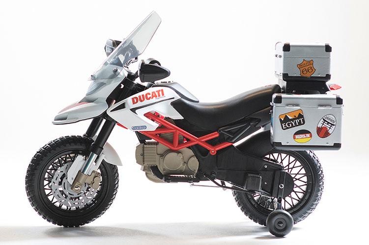 ... PegPerego - Ducati Hypercross 12V-os elektromos gyermekmotor ... 2c299f47ee
